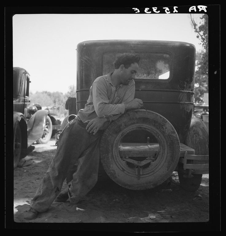 dorothea lange Depression photos: