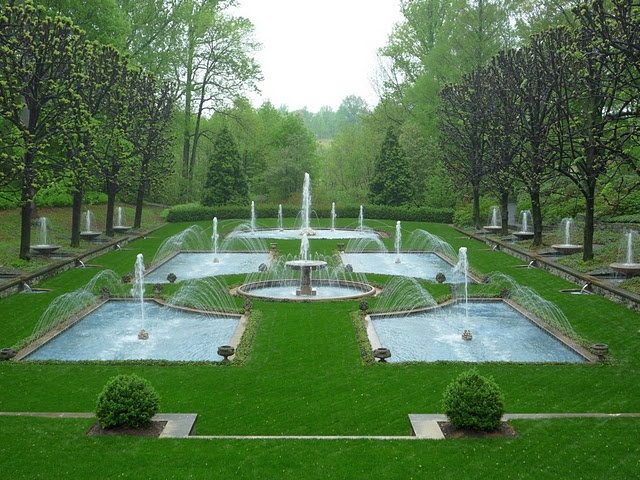 Longwood Gardens, Kennett Square, Pennsylvania