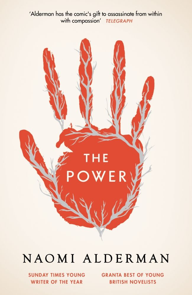 'The Power', Naomi Alderman. Reviewed in The Guardian: www.theguardian.com/books/2016/nov/02/the-power-naomi-alderman-review.