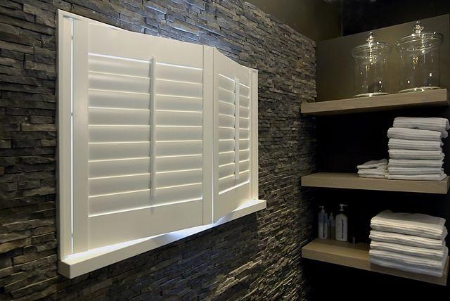 Meer dan 1000 idee n over badkamer raambekleding op pinterest raambekleding badkamer - Originele toiletdecoratie ...