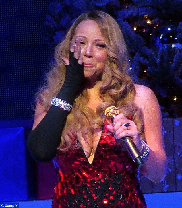 Mariah Carey can't sleep over her split with Nick Cannon