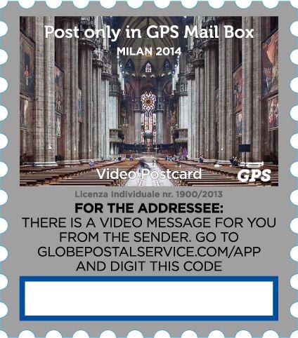 Vignetta adesiva GPS - Lombardia