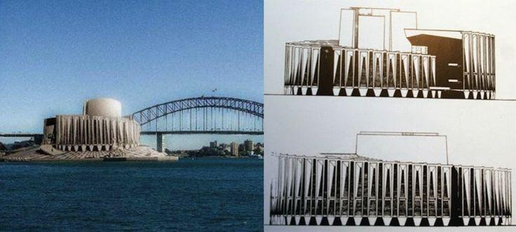 Rejected Blueprints For Historical Landmarks