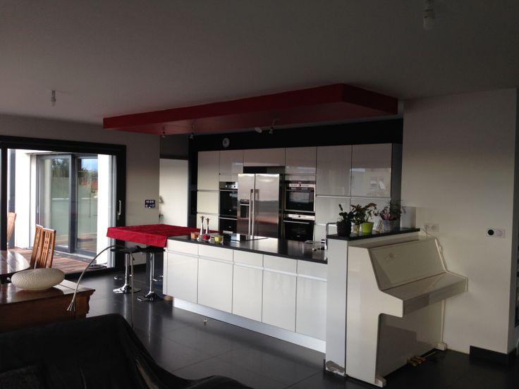 12 best images about cuisines on pinterest shops plan de travail and cuisine. Black Bedroom Furniture Sets. Home Design Ideas