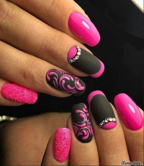 HATE THE SHAPE!! LOVE THE COLOR COMBO!!