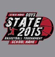 Cricket School U0026 Team  Custom High School State Basketball T Shirt Design  For Students