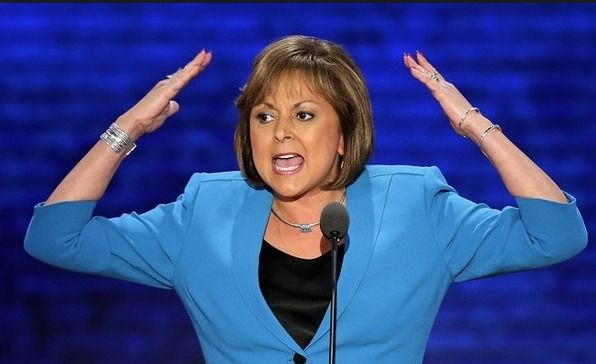 Republican Token Gov. Susana Martinez's Contempt for Women Caught on Tape. Welcome to DB! Make yourself comfy.