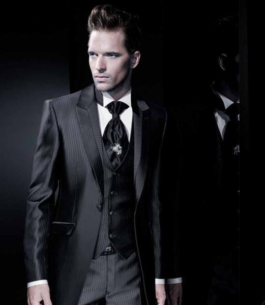 Пошив свадебного мужского костюма