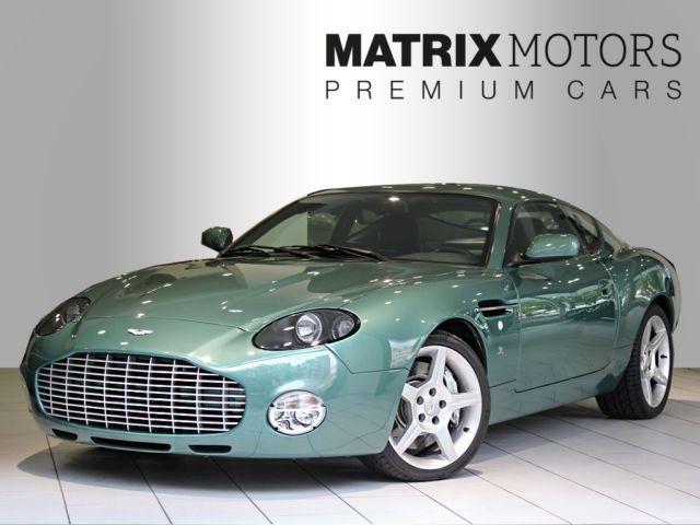 2004 Aston Martin DB7 Zagato - DB7 ZAGATO NR.10 von 99