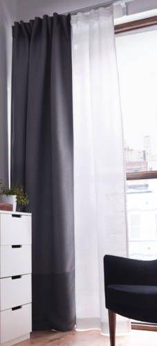 Oltre 25 fantastiche idee su tende soggiorno su pinterest for Ikea catalogo tende