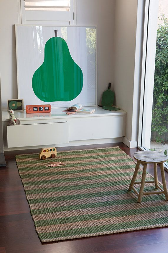 Armadillo and Co children's artisan rugs | 100 Layer Cakelet #kids #decor