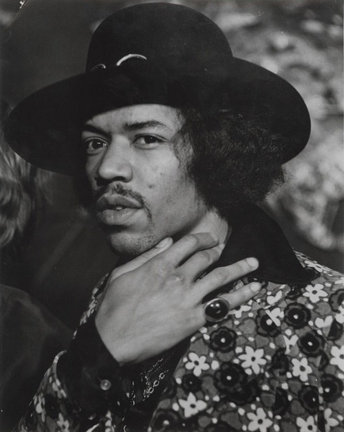 Jimi Hendrix - the best guitar player ever!