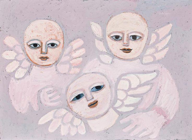 Mirka Mora. Angels.