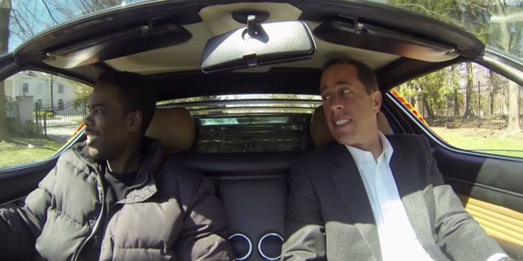 Jerry Seinfeld's 'Comedians in Cars Getting Coffee' series might leave Crackle for other streaming options | Digital | The Drum
