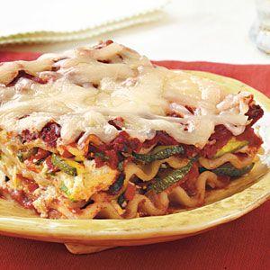Myrecipes hearty lasagna salad salad
