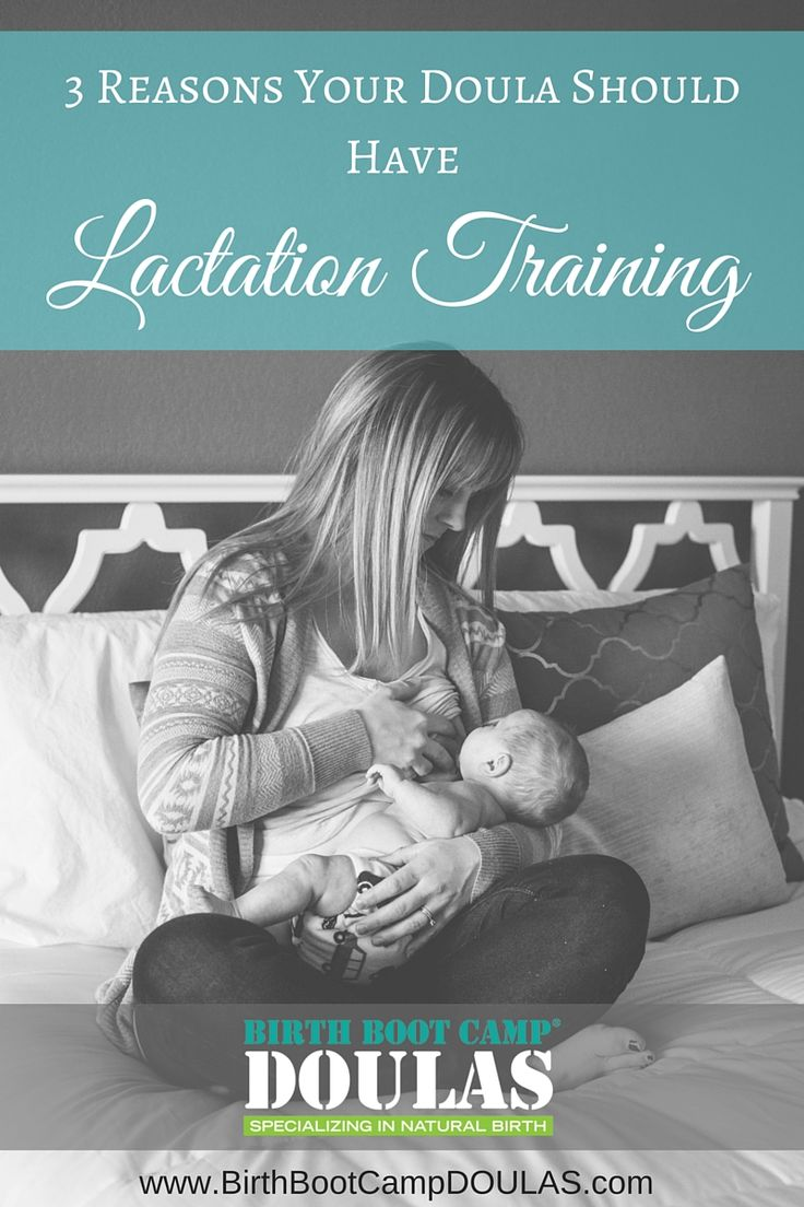 Looking into becoming a doula? Training is much more than just comfort measures. Here are 3 reasons your doula training should have lactation training.