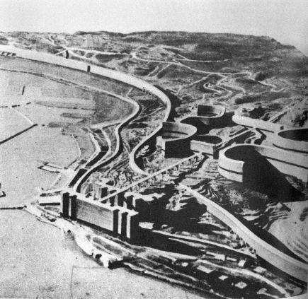 Plan Obus, Alger (1933) | Le Corbusier