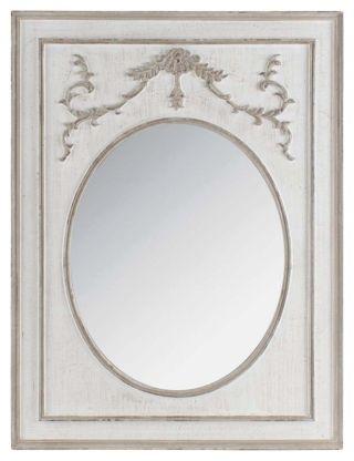 Oglindă decorativă de perete, recomandată în amenajări cu elemente de stil scandinav, poate deasupra unui şemineu.  http://www.retroboutique.ro/mobila/oglinzi-antichizate/oglinda-scandinav-1206