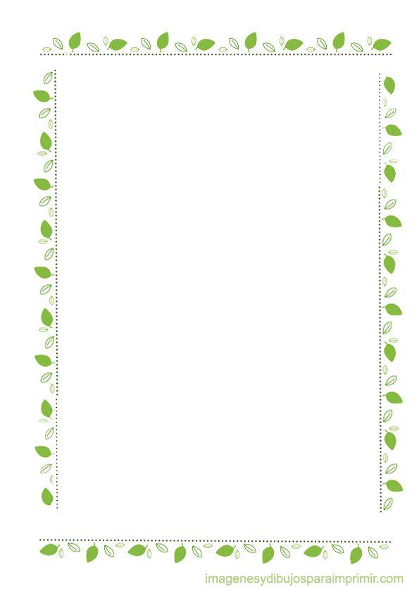 bordes-con-hojas-para-imprimir3.png (595×842)