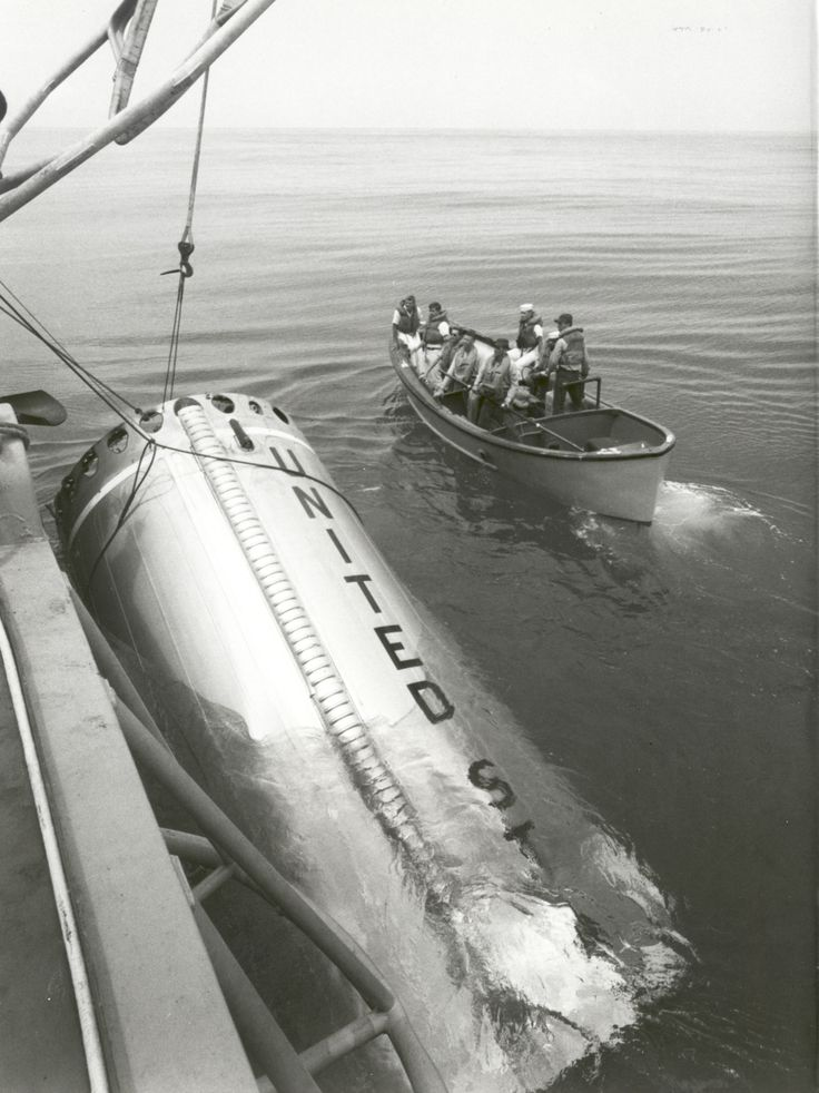 Spirit of Apollo — Recovery of Gemini 5.