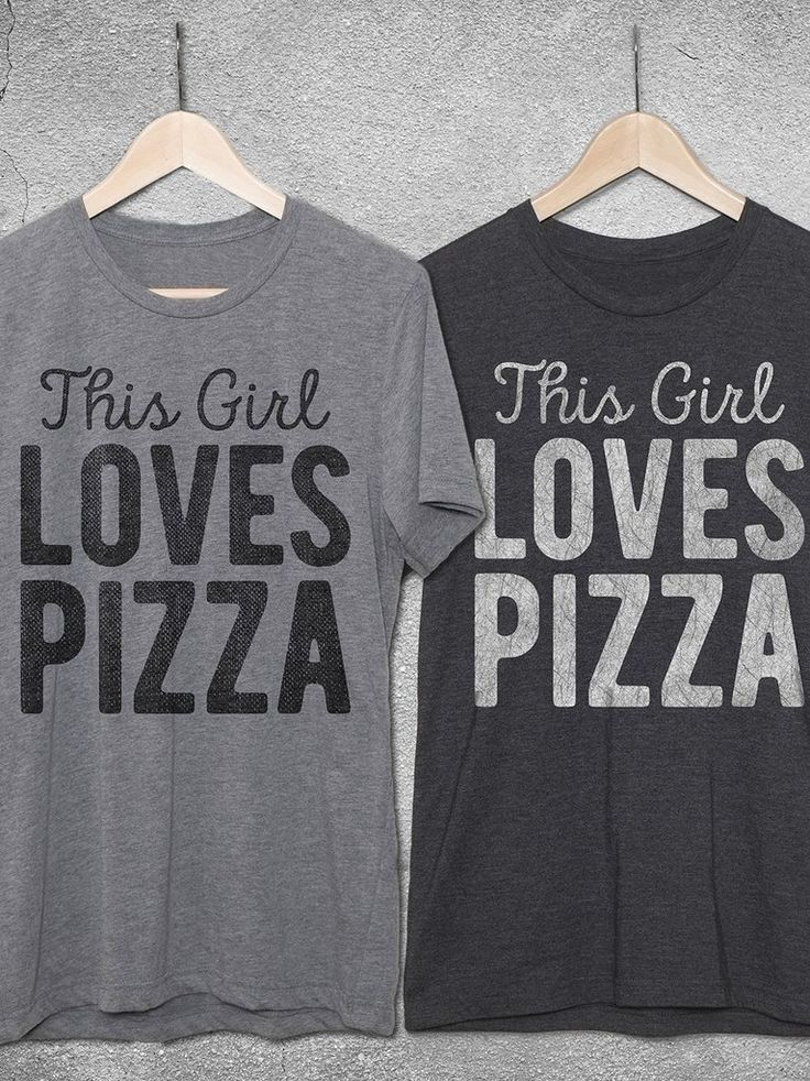 "Pizza Gift - Gifts For Pizza Lovers - Funny Vintage Graphic tee featuring the ""THIS GIRL LOVES PIZZA"" graphic print. Funny pizza shirts for women by Hello Floyd. #pizza #pizzalover #pizzaaddict"