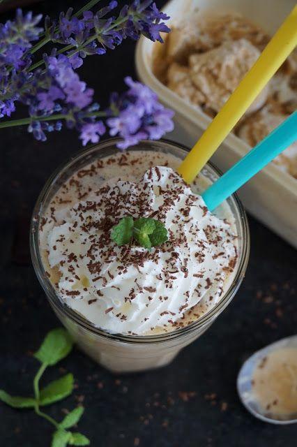 Pyry na Gaz: Coffee frappe