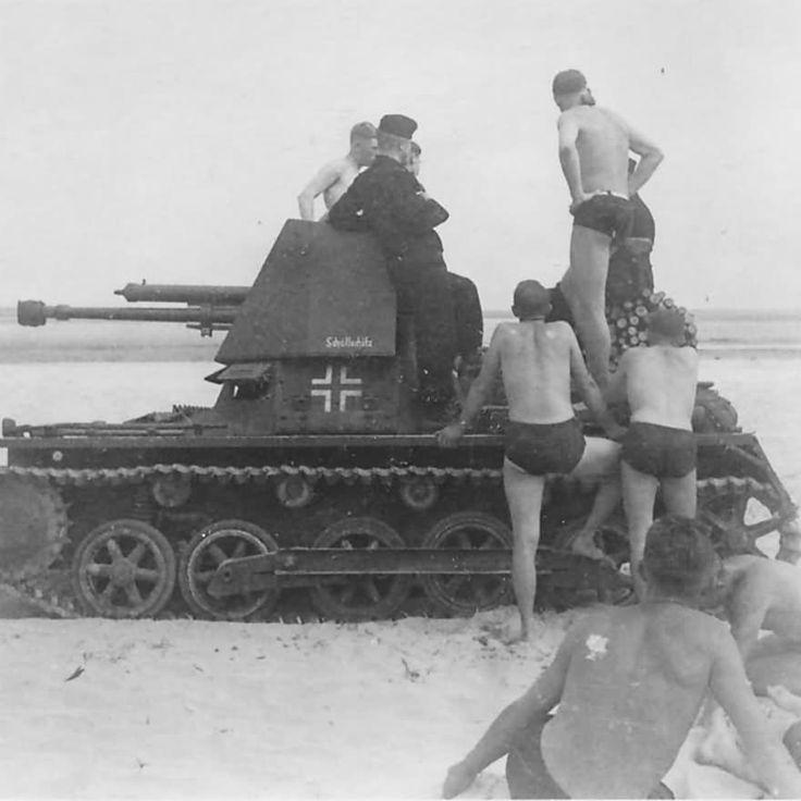 Panzerjager 1 Tank Destroyer