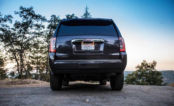 2017 GMC Yukon Rumors, Specs and Photos