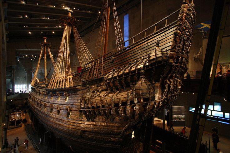 Vasa Museum, Stockholm