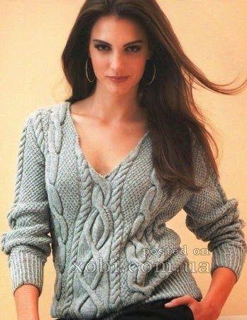 Модели вязания