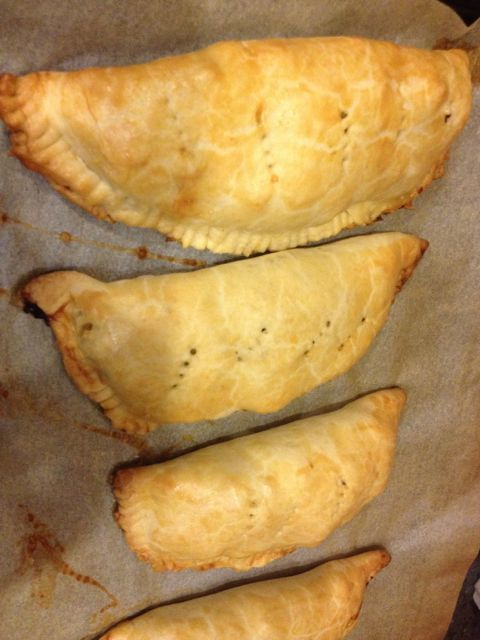 Pasties - Cornish or otherwise - Tick of Yum