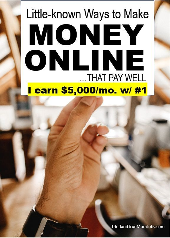 How to Make Money Online in 2019 – 20 Little-Known Ways that Pay Well!