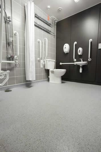 Top 106 ideas about dementia interior design dementia environments on pinterest anchor for Non slip bathroom flooring for elderly