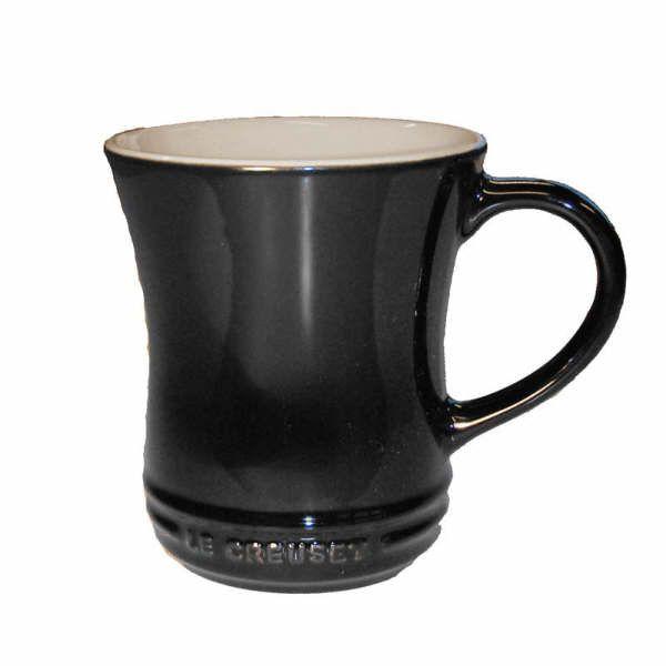 Le Creuset krus 29 cl. sort - Krus / kaffeglas - Kaffe / the - KØKKEN