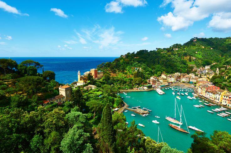 #Portofino - #Genova / #Genoa #Liguria @Takeshi Takaeda Sugai #mare #sea #paesaggio #landscape #piazzetta #IlikeItaly #ItaliaIT #Italy