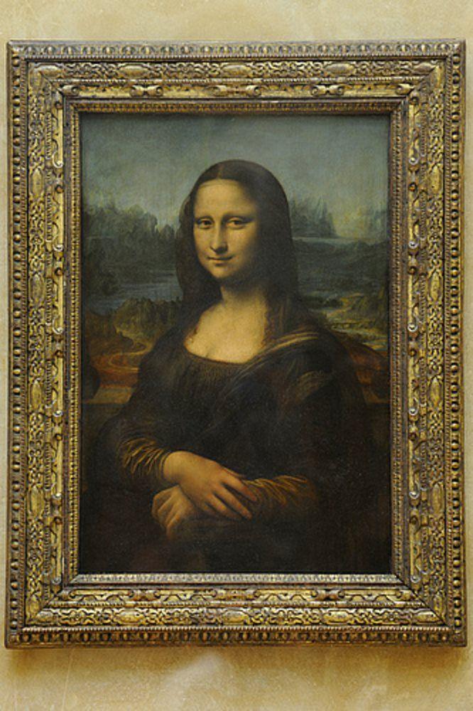 La Gioconda. Leonardo da Vinci (1452-1519)