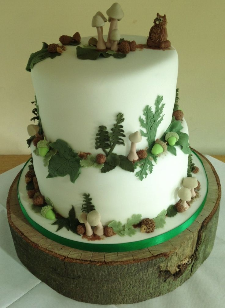 woodland themed baby shower cake 67 best images about woodland baby shower ideas on 1496