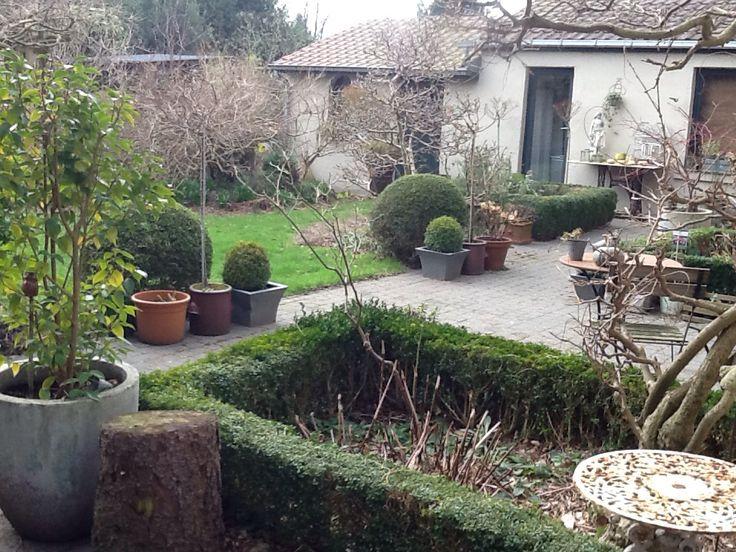 145 best images about mon jardin personnel on pinterest - Terrasse surplombant mon jardin metz ...
