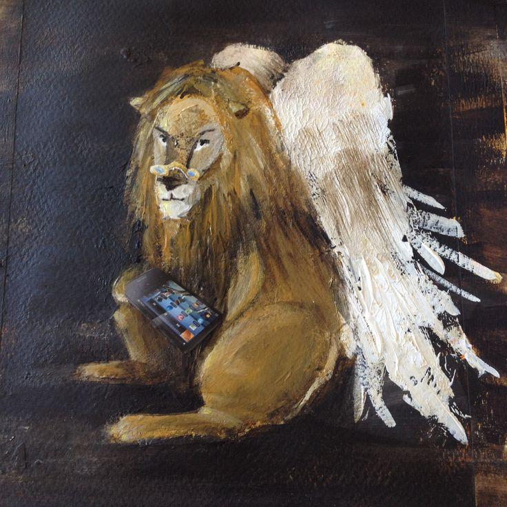 Flying Lion - PL