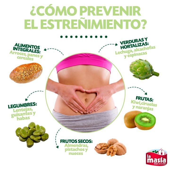 Consejos de #salud para prevenir el #estreñimiento. Más información, en nuestro #BlogLaMasía.