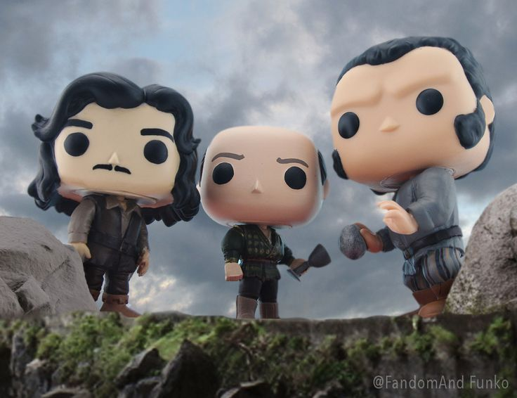 The Princess Bride Custom Funko Pops By Pronetoobsess