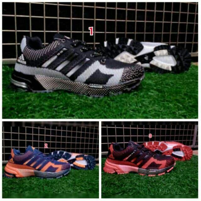 Saya menjual Sepatu ADIDAS Marathon TR15 Pria Olahraga Jogging Running Lari Outdoor Lapangan Kuliah Kampus Jalan seharga Rp269.000. Dapatkan produk ini hanya di Shopee! https://shopee.co.id/sepatu_dan_jam_tangan/11882219 #ShopeeID