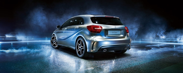 The New Mercedes-Benz A-Class     #YOUDRIVE  https://www.youtube.com/user/mercedesbenzuk