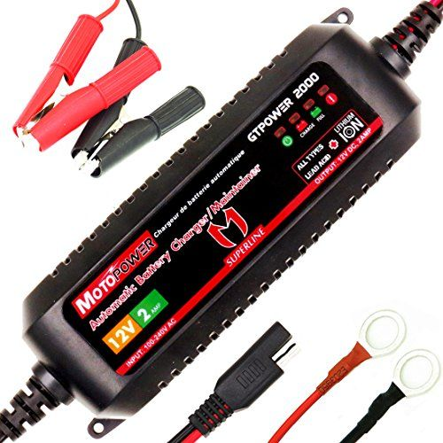 17 best ideas about battery charger 12v circuit motopower 12v 2amp smart automatic battery charger maintainer for both lead acid batteries and lithium