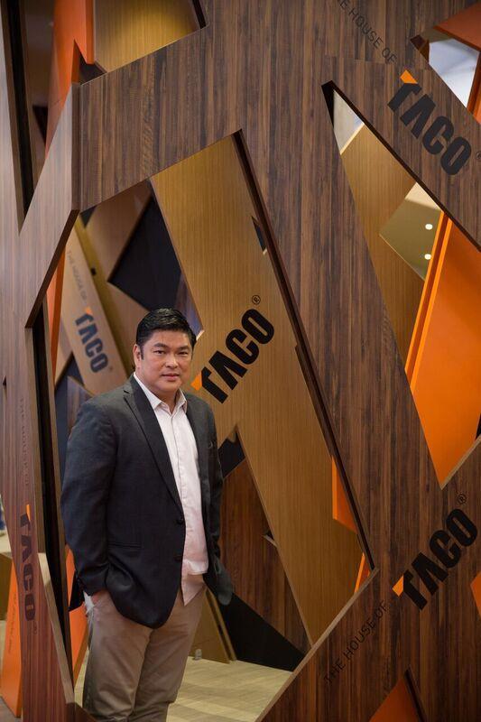 Mr. Reza Wahyudi of Bobos Design