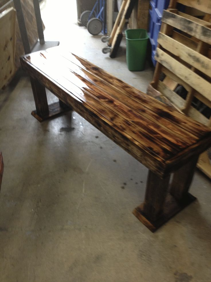 best  about Rustic  Pallet Furniture on Pinterest