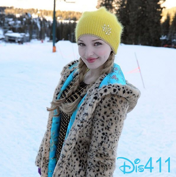 "Dove Cameron in ""Cloud 9"""