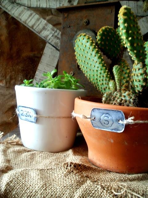 dD arte e arredo: Targhette decorative in alluminio: tutorial!