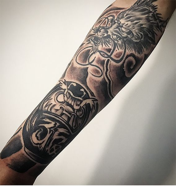 Tatuaje de dragón realizado en nuestro centro de Vaguada de Madrid.    #tattoo #tattoos #tattooed #tattooing #tattooist #tattooart #tattooshop #tattoolife #tattooartist #tattoodesign #tattooedgirls #tattoosketch #tattooideas #tattoooftheday #tattooer #tattoogirl #tattooink #tattoolove #tattootime #tattooflash #tattooedgirl #tattooedmen #tattooaddict#tattoostudio #tattoolover #tattoolovers #tattooedwomen#tattooedlife #tattoostyle #tatuajes #tatuajesmadrid #ink #inktober #inktattoo
