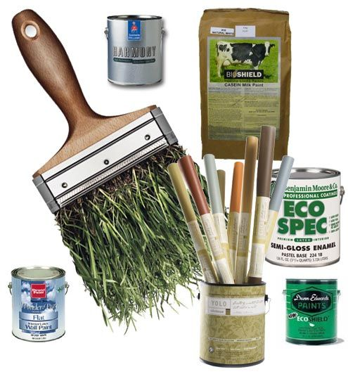 Make sure you pick a LOW VOC for redecorating!!